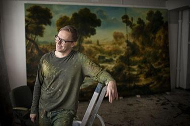 Petri Ala-Maunus, kuva© 2021 Miikka Pirinen