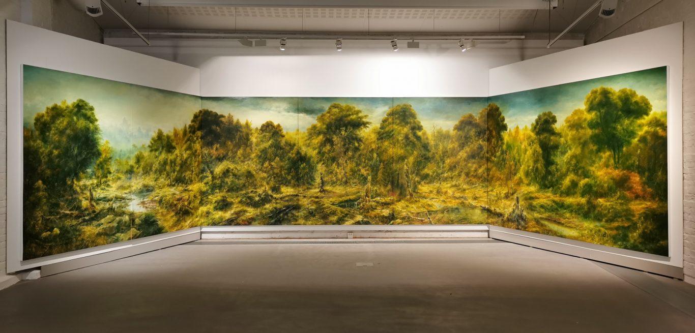 Petri Ala-Maunus, History and Utopia of Landscape 2018-2019